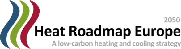 An illustration of the Heat Roadmap Europe logo
