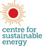 An illustration of the Centre for Sustainable Energy logo