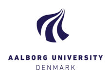 An illustration of the Aalborg University logo